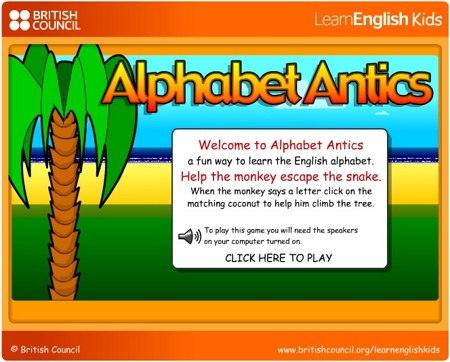 Обучающие игры английскому
