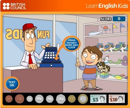 Игра How Much - British Council